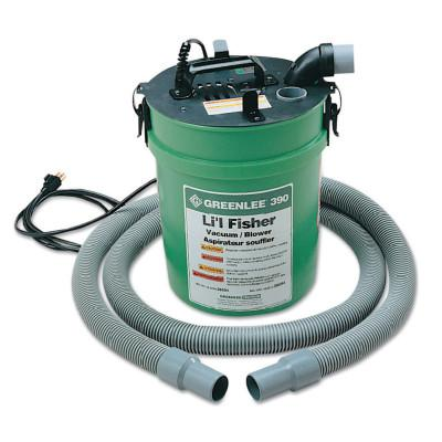 GREENLEE Vacuum/Blower Power Fishing Systems, 5 gal