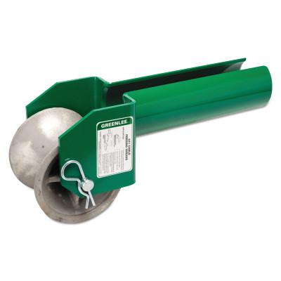"GREENLEE 4"" FEEDING SHEAVE"