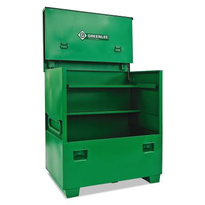 GREENLEE Flat-Top Box Chest, 48 in X 30 in X 48 in