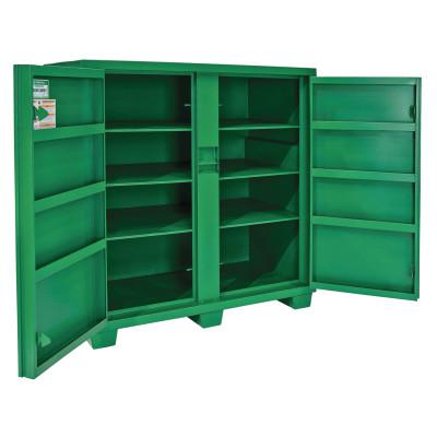 GREENLEE Two-Door 59.3 cuft Utility Cabinet