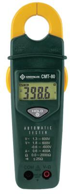 GREENLEE Automatic Electrical Testers, 4 Function,  400 AAC