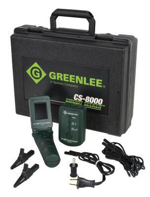 GREENLEE Circuit Seekers, 750 V, (4) AA Batteries