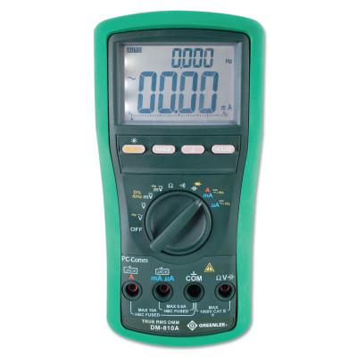 GREENLEE DM-810A True RMS Digital Multimeter 1000 Volt