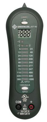 GREENLEE Voltage Testers, 1,000 VAC
