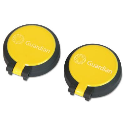 GUARDIAN Dust Covers and Cap Assemblies, Yellow