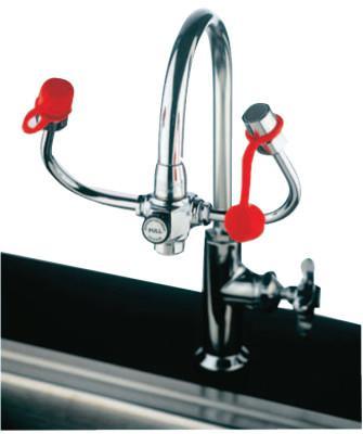 GUARDIAN EyeSafe-X Faucet-Mounted Eye Washes
