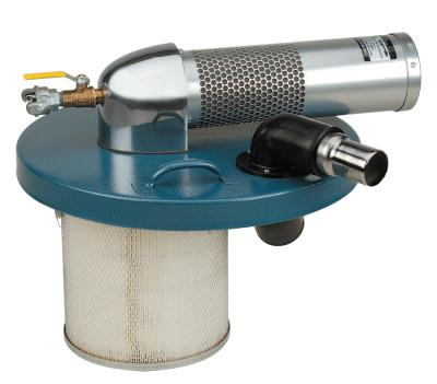 GUARDAIR Vacuum Generating Heads, Accepts 2 in Vac Hose, For 30 gal. Vacs