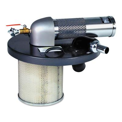 GUARDAIR Vacuum Generating Heads, Accepts 1 1/2 in Vac Hose, For 30 gal. Vacs