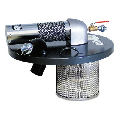 GUARDAIR Vacuum Generating Heads, Accepts 1 1/2 in Vac Hose, For 55 gal. Vacs