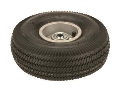 HARPER TRUCKS Truck Wheels, WH 17, Pneumatic 2-Ply, 10 in Diameter
