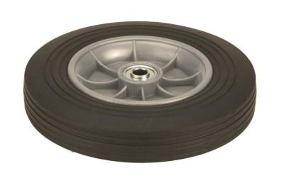 HARPER TRUCKS Truck Wheels, WH 86, Solid Rubber, 10 in Diameter