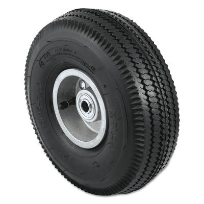 HARPER TRUCKS Truck Wheels, WH K16, Pneumatic 2-Ply, 10 in Diameter