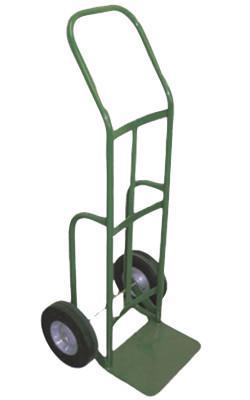 SAF-T-CART 700 Series Carts, 400 lb Cap., 14 in x 10 in Base Plate, U-Handle Handle