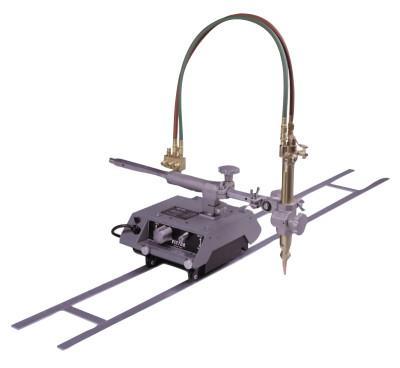 "VICTOR VCM Portable Cutting Machines, 10"" Rack/Barrel, 72"";4 to 96"" Dia. Cut Capacity"