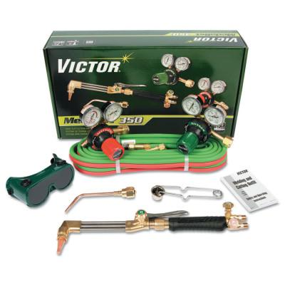 VICTOR Cutter Select Medalist 350 Outfit, 5/8 in;  1 in, Oxygen; Acetylene
