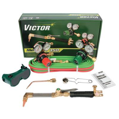 VICTOR Medalist G-350 Cutting Systems, WH 370FC-V Handle, CA 370-V Attachment, 540/300