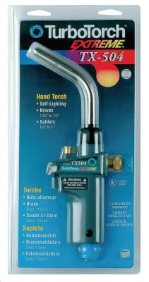 TURBOTORCH TX504 Torch Swirl, MAP-Pro/LP Gas, Self Lighting