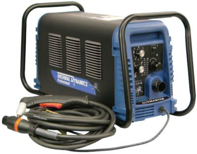 THERMAL DYNAMICS Cutmaster True Series 152 Plasma Cutters, 120 A, 230 V, 2 in Cap.