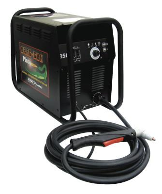 THERMAL DYNAMICS Drag-Gun Plus Plasma Cutting Systems, 35 A, 230 V, 1/2 in Cap.