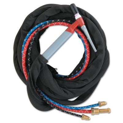 WELDCRAFT Crafter Series Torch Kit, Angled Head, 25 ft Cable