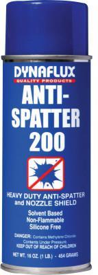 DYNAFLUX Anti-Spatter 200, 16 oz Aerosol Can, Clear
