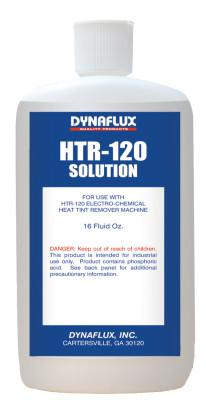DYNAFLUX Heat Tint Removal Accessories, 16 oz. Mild Solution