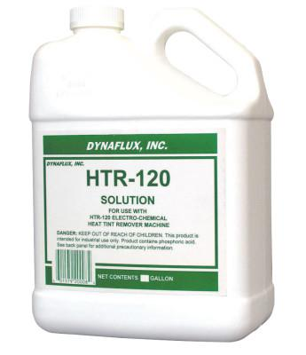 DYNAFLUX Ultra Brand HTR120 Solutions, 1 Gallon Container, Clear