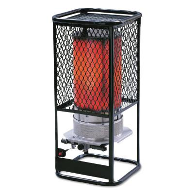 HEAT STAR Portable Radiant Heater, 125,000 Btu/h, 17 h