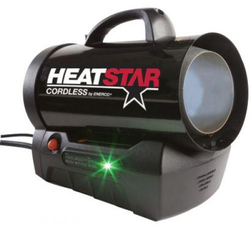 Forced Air Propane Heater >> Heat Star Rechargeable Forced Air Propane Heaters 35 000 Btu H