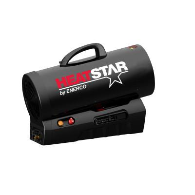 HEAT STAR Rechargeable Forced Air Propane Heaters, 60,000 Btu/h