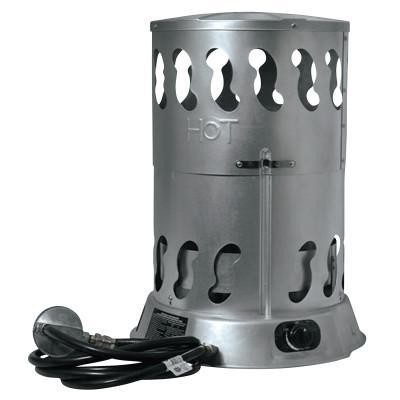 HEAT STAR Portable Convection Heater, 80,000 Btu/h, Propane