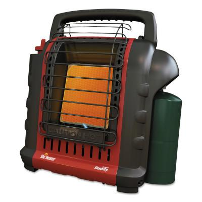 HEAT STAR Mr. Heater Portable Buddy Heaters, 9,000 Btu/h