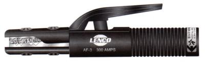 "LENCO LE AF/HT Electrode Holders, 250A, Nylon/Glass, For 1/0 Cable, 5/32"" Cap., 8.25""L"