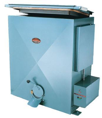 PHOENIX DryRod Flux Holding & Rebaking Ovens, 680 lb, 480 V