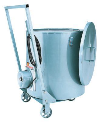 PHOENIX DryRod Flux Holding & Rebaking Ovens w/Adjust Thermostatic Control, 150lb,120VAC