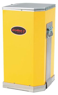 PHOENIX DryRod Portable Electrode Ovens, 50 lb, 120/240V, Type 5 w/Handles & Thermometer