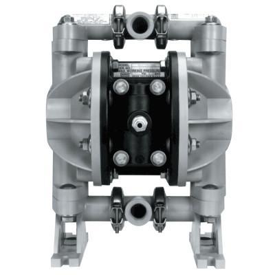 ARO Diaphragm Pumps, 1/2 in (NPTF) Outlet, Aluminum/SS - Polypropylene/Neoprene