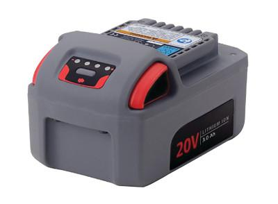 INGERSOLL RAND IQV20 Series Lithium-Ion Battery, 20V, 3.0 Ah, Lithium-Ion