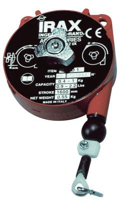 INGERSOLL RAND Light Duty Balancers, 4.4 lb - 6.6 lb, 5.2 ft Cable