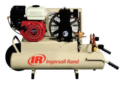 INGERSOLL RAND SS 3J 5.5GH-WB HONDA AIRCOMPRESSOR