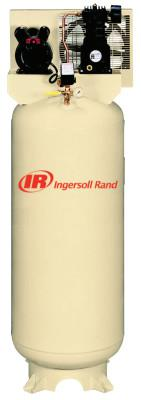 INGERSOLL RAND 60 Gallon Electric-Driven Single-Stage Compressor, 3 hp, 230/1/60 Voltage
