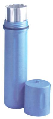 ROD GUARD Polyethylene Canisters, For 18 in Electrode, Blue