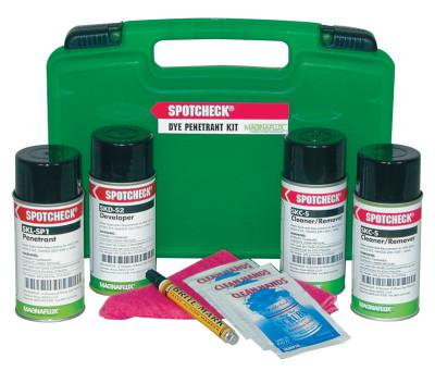 MAGNAFLUX Spotcheck Penetrant Inspection Kit, SK-416