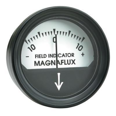 MAGNAFLUX 2480 Field Indicator, -10 Gauss to +10 Gauss, Uncalibrated, Plastic
