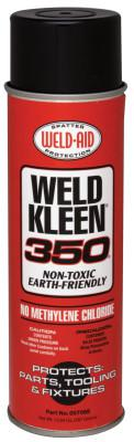 WELD-AID Weld-Kleen 350 Anti-Spatter, 13.64 oz Aerosol Can, Red