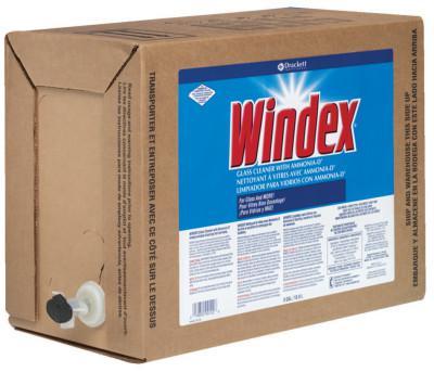 WINDEX Bag-in-Box Dispensers, 5 gal Bag-in-Box