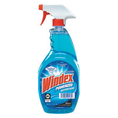 WINDEX Glass Cleaners with Ammonia-D, 32 oz