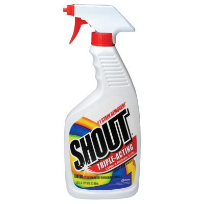 SHOUT Laundry Stain Remover, 22oz Spray Bottle