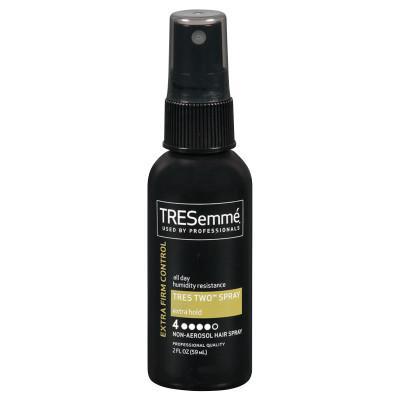 TRESEMME Extra Hold Hair Spray, 2 oz Spray Bottle