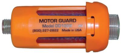 "MOTORGUARD Compressed Air Filters, 1/4""(NPT), Disposable In-Line Desiccant, Plasma Machines"
